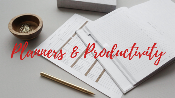 How to be More Productive using Planners