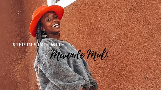 Ankara fashion: Step in Style with Mwende Muli