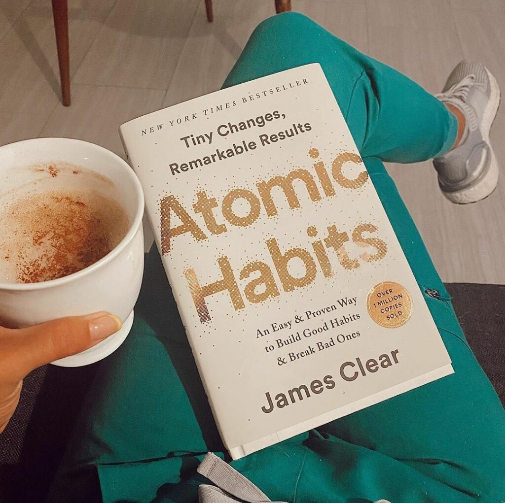 atomic habits - books to read