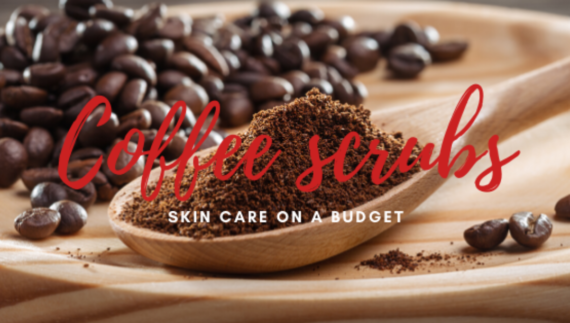 Coffee Scrubs: luxurious skincare on a budget
