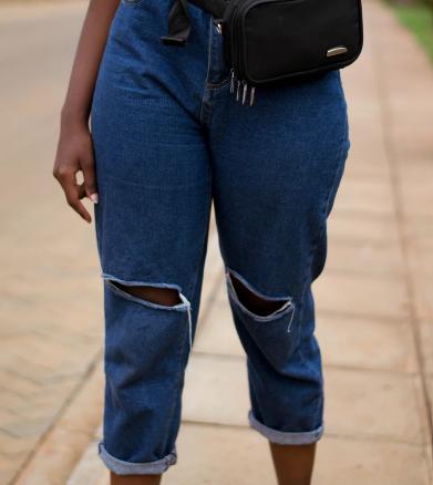 boyfriend types of jeans